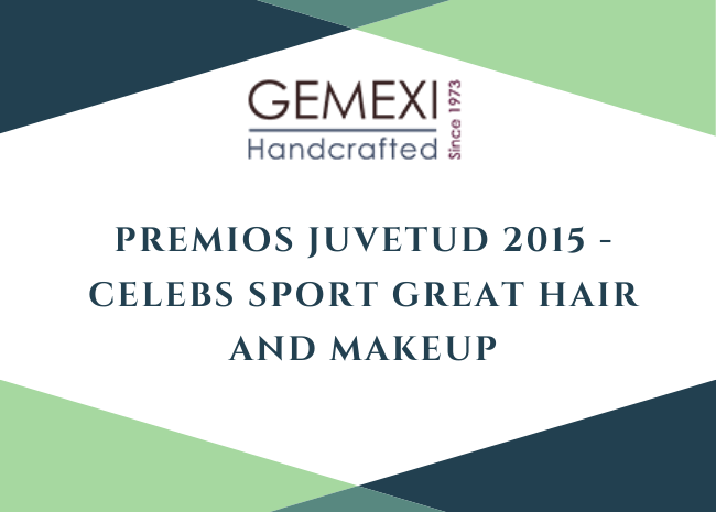 Premios Juvetud 2015 -Celebs Sport Great Hair and Makeup