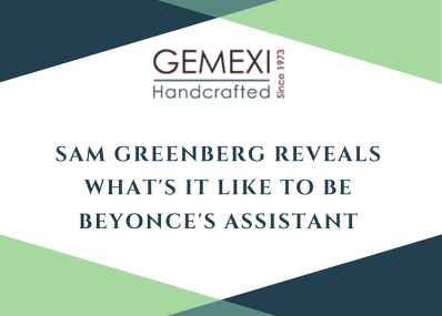 Sam Greenberg Reveals What's It Like to Be Beyonce's Assistant