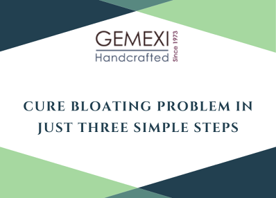 Cure Bloating Problem in Just Three Simple Steps