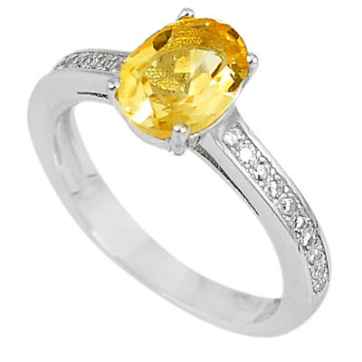 Accessories analogizing Citrine Jewelry
