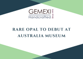 Rare Opal to Debut at Australia Museum
