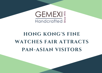 Hong Kong's Fine Watches Fair Attracts Pan-Asian Visitors