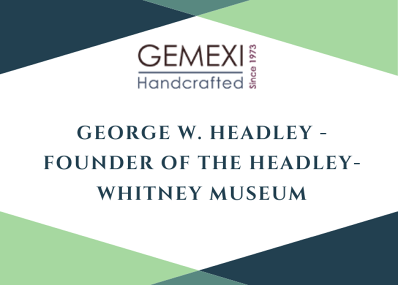 George W. Headley - Founder of The Headley-Whitney Museum
