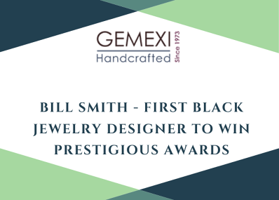 Bill Smith - First Black Jewelry Designer To Win Prestigious Awards