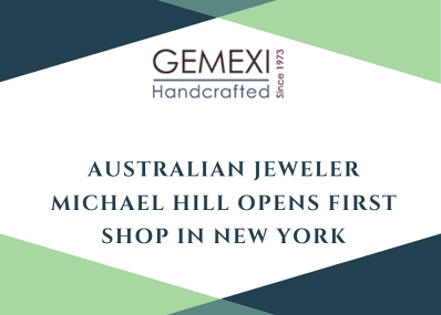 Australian Jeweler Michael Hill Opens First Shop In New York