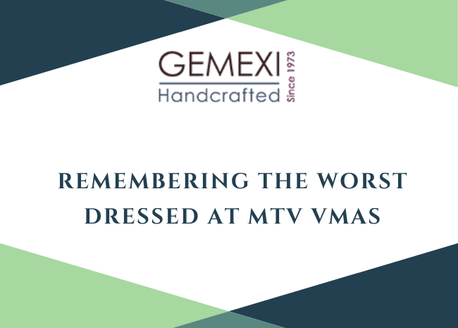 Remembering The Worst Dressed At MTV VMAs