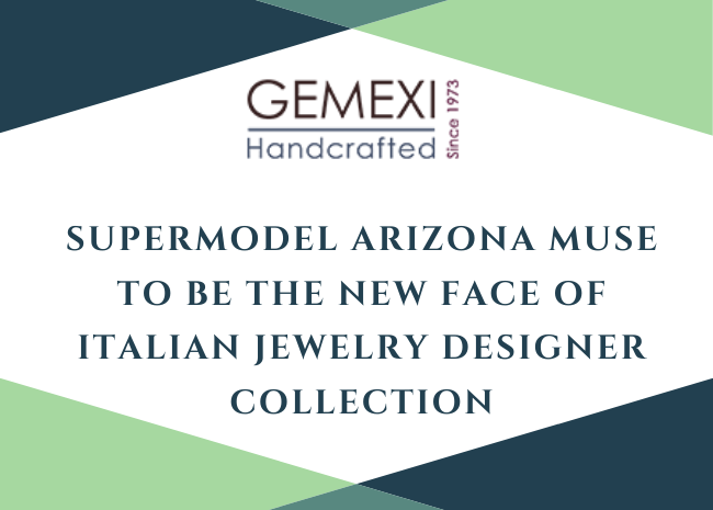 Supermodel Arizona Muse To be The New Face of Italian Jewelry Designer Collection