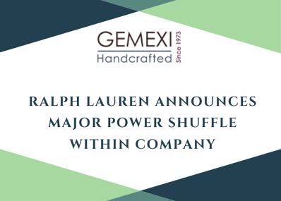 Ralph Lauren Announces Major Power Shuffle within Company