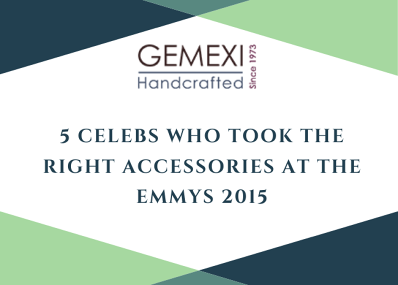 5 Celebs Who Took The Right Accessories at The Emmys 2015