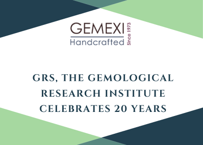 GRS, The Gemological Research Institute Celebrates 20 Years