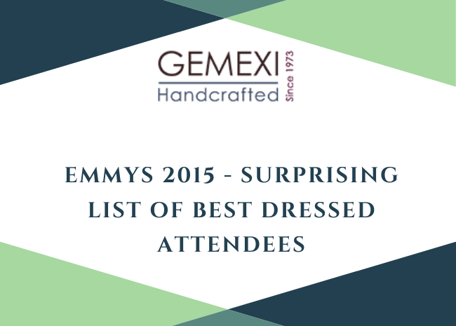 Emmys 2015 - Surprising List of Best Dressed Attendees