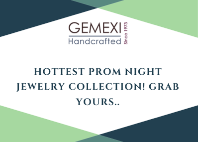 Hottest Prom Night Jewelry Collection! Grab Yours..