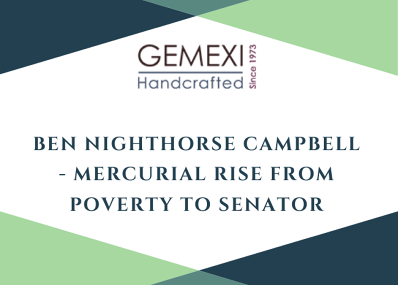 Ben Nighthorse Campbell - Mercurial Rise From Poverty to Senator