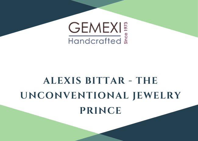 Alexis Bittar - The Unconventional Jewelry Prince