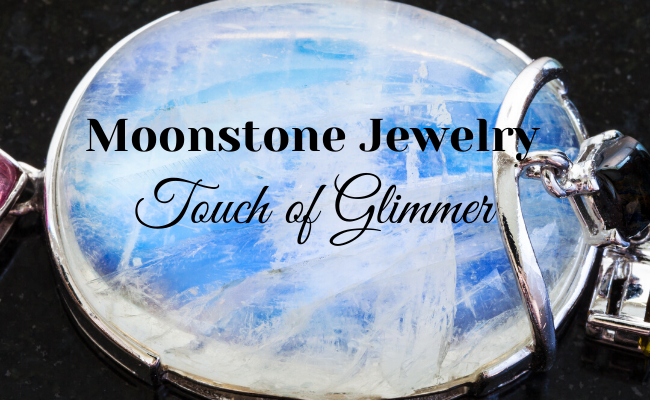 Rainbow Moonstone Jewelry - Touch of Glimmer