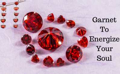 Red Garnet to Energize Your Soul