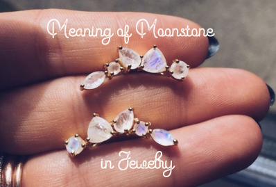 What is the Meaning of Moonstone in Jewelry?