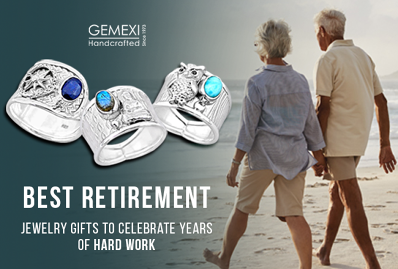 Best Retirement Jewelry Gifts To Celebrate Years Of Hard Work