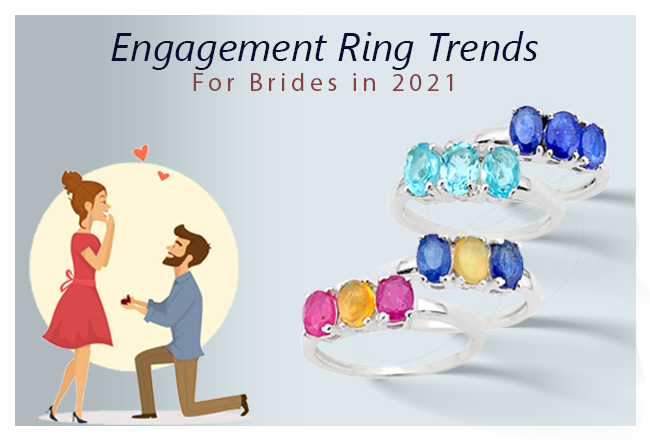 Engagement Ring Trends For Brides in 2021