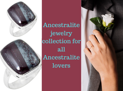 Ancestralite Jewelry Collection For All Ancestralite Lovers