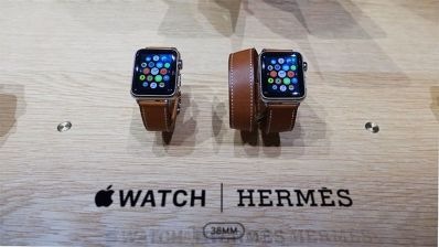 Apple Ties Up With Hermes for High Fashion Watch