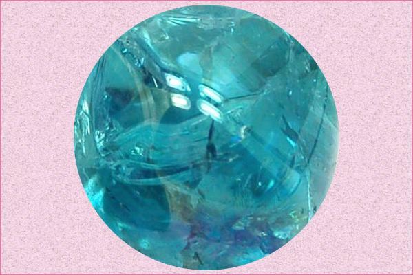 Aqua Aura Quartz, A Stone of Abundance