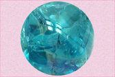 Aqua Aura Quartz, enhances the Physical Strength