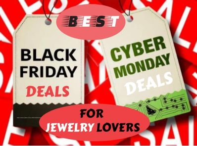 Best Black Friday & Cyber Monday Deals For Jewelry Lovers