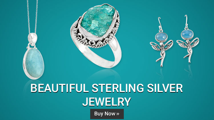 Buy Beautiful Sterling Silver Jewelry