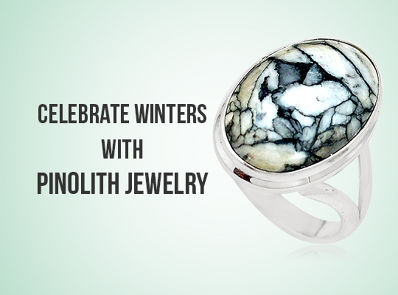 Celebrate Winters With Pinolith Jewelry