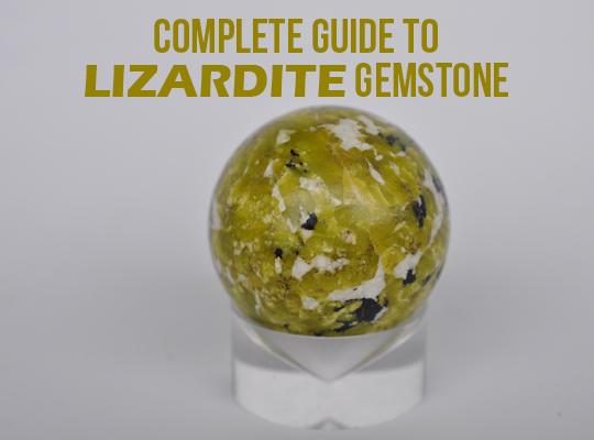 Complete Guide To Lizardite Gemstone
