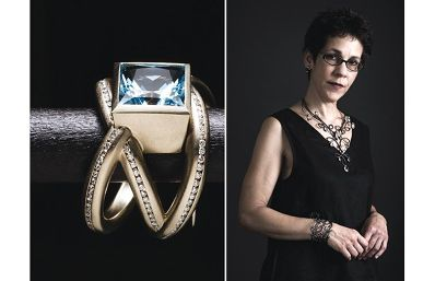 Diana Vincent - Feminine Artwork, Fluid Jewelry Designs
