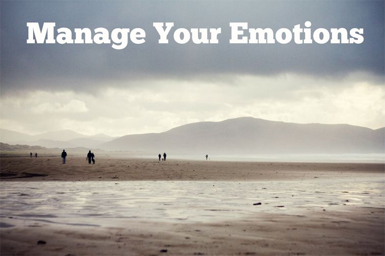 Fussed with your erratic emotions, See how to balance