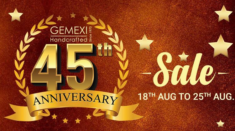 GEMEXI - 45th Anniversary Celebration