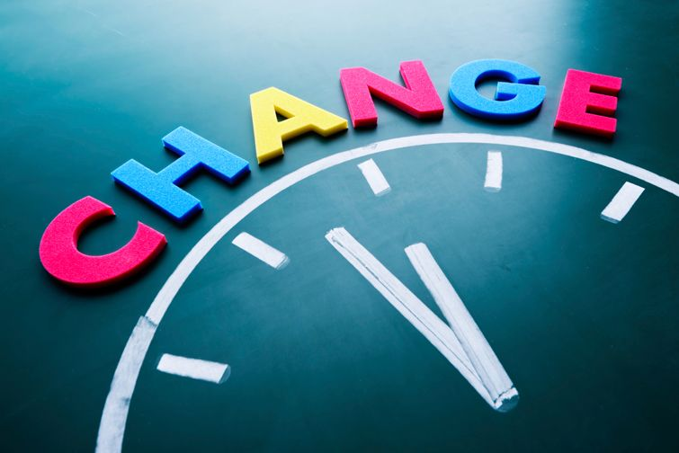 Ramadan a chance for change
