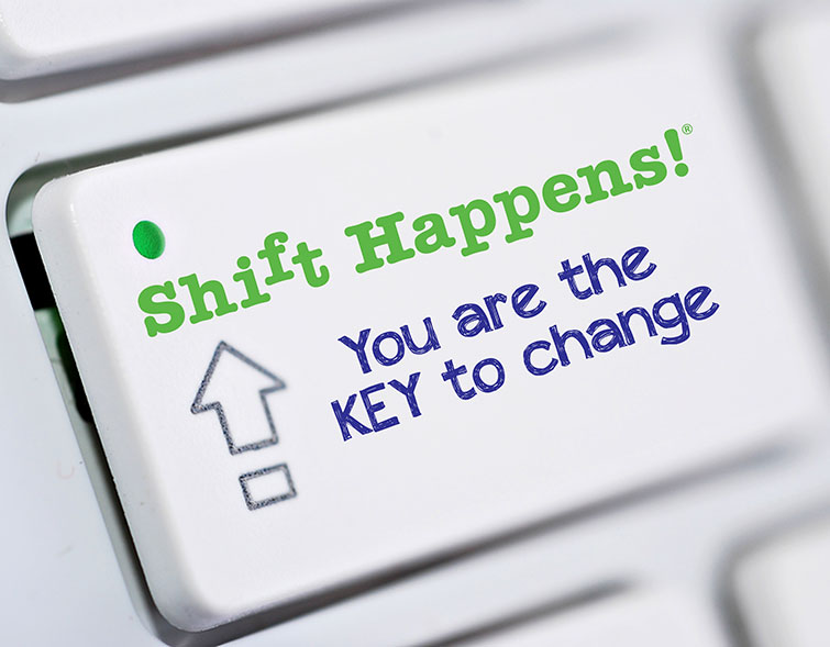 HappensYou Are The Key To Change