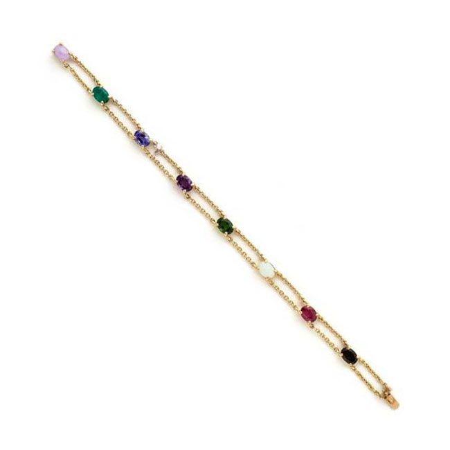 acrostic bracelet from wartski
