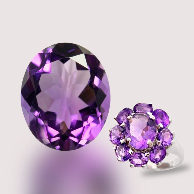 amethyst gemstone healing