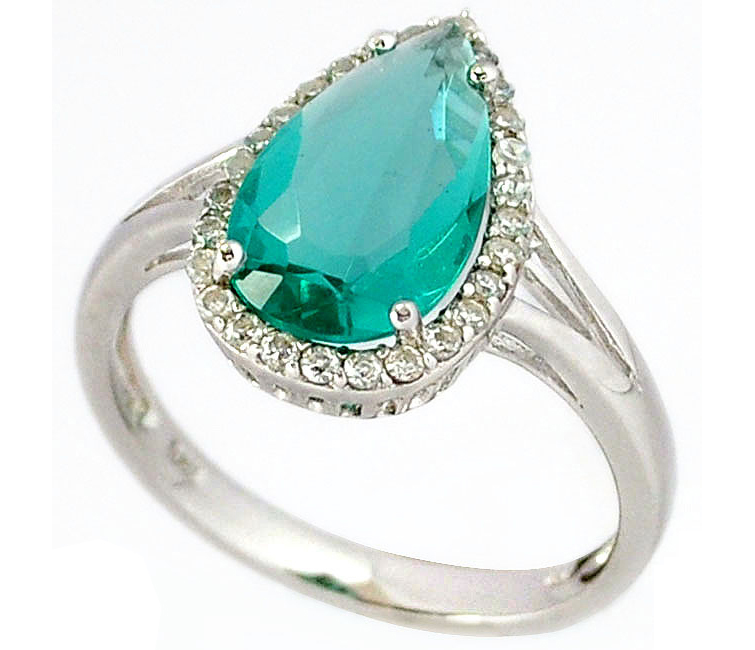 apatite cocktail ring