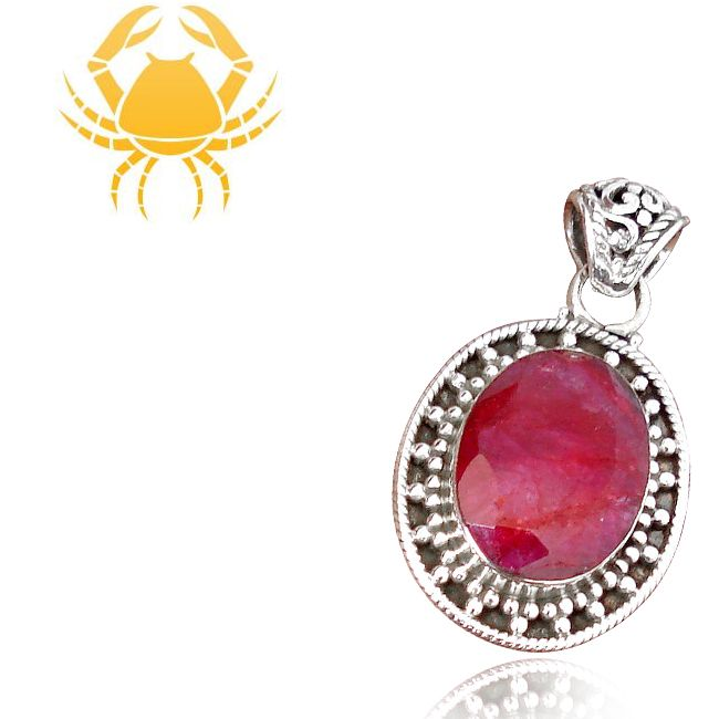 cancer zodiac birthstone ruby