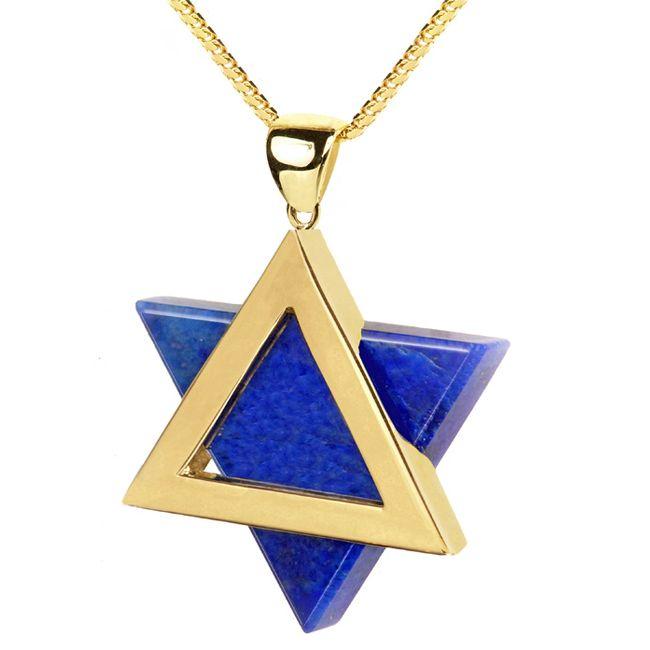 lapiz lazuli pendant