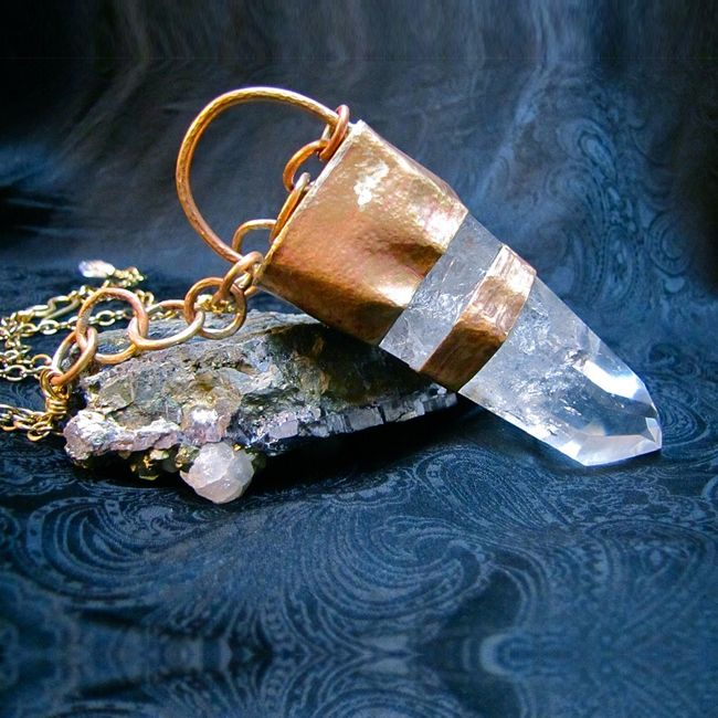 lemurian necklace