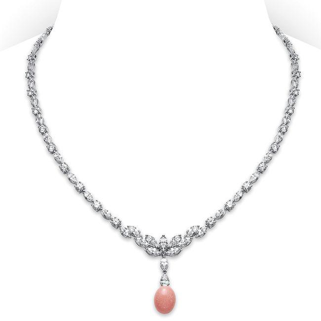 Mikimoto Conch Pearl Necklace
