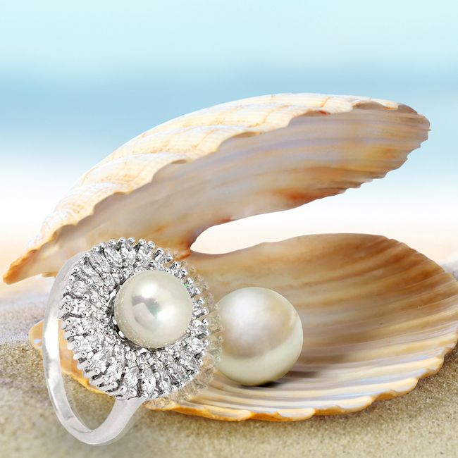 pearl gemstone healing