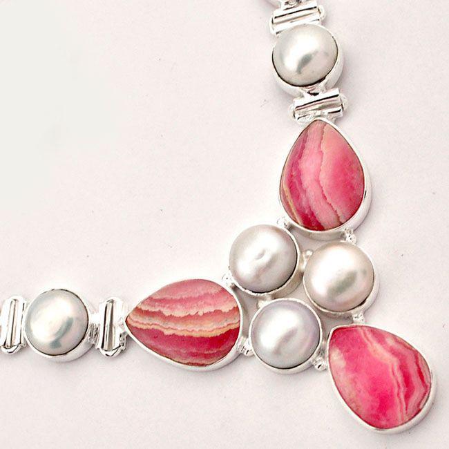 rhodonite pearl