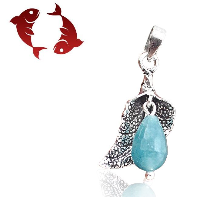 pisces zodiac birthstone aquamarine