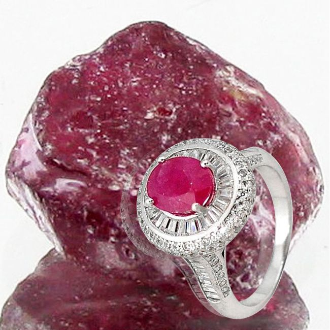 ruby gemstone healing