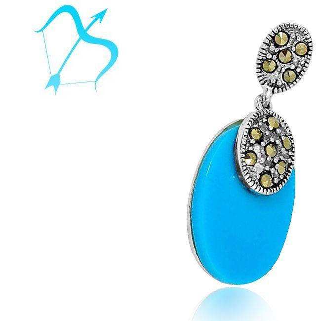 saggitarius zodiac birthstone turquoise