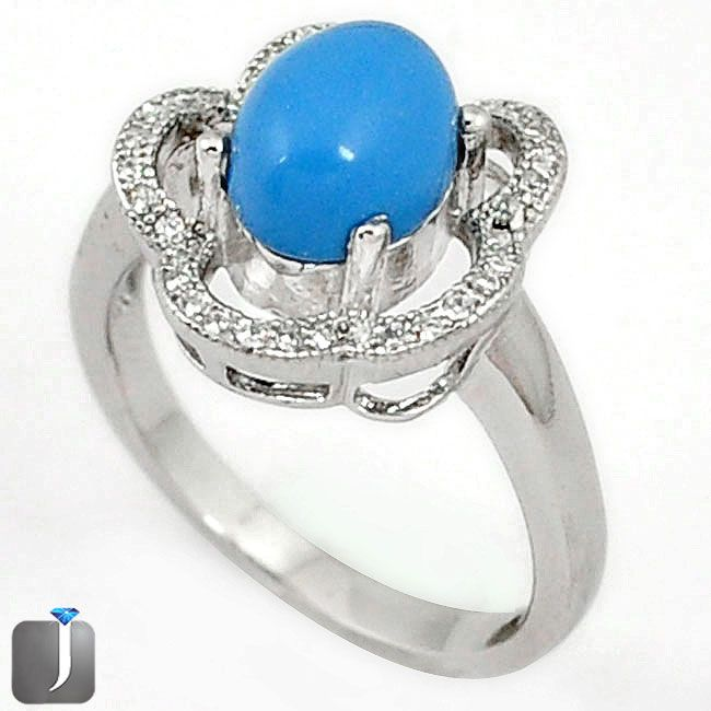 sleeping beauty turquoise topaz ring