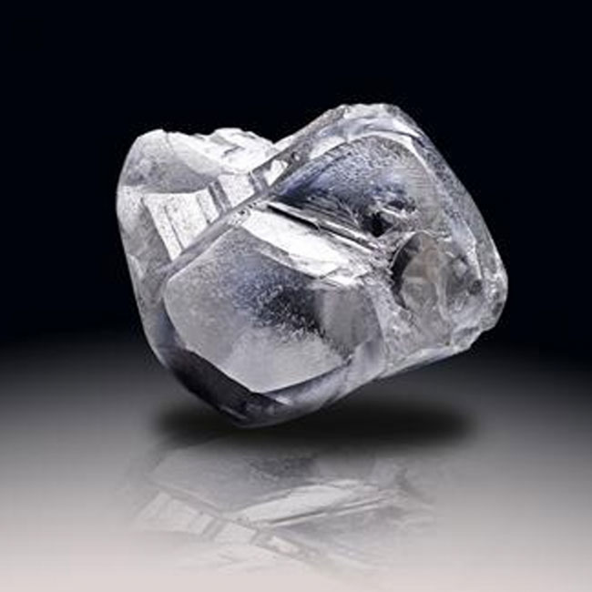 Uncut Diamond Gemstone